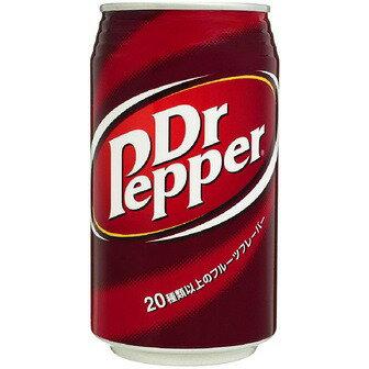 コカコーラ ドクターペッパー 350ml缶×24本入