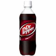 ドクターペッパー 500mlペットボトル24本入(1ケース)