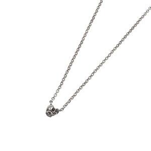 クロムハーツ【Chrome Hearts】チェーンネックレス w/ハート 18inch(45cm)