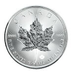 Coin【コイン】2020年製メイプルリーフ銀貨25枚セットカナダ1オンス38mm