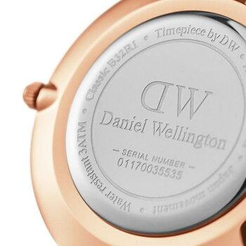 DanielWellington【ダニエルウェリントン】クラシックペティットボンダイ/ローズゴールド32mm