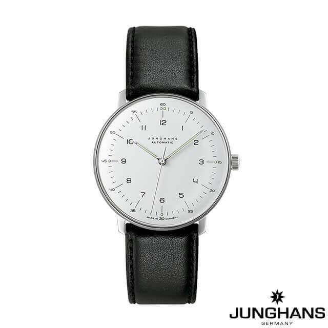 ユンハンス 腕時計 メンズ ウォッチ Junghans Max Bill by Junghans Automatic WH/DL ARINDEX