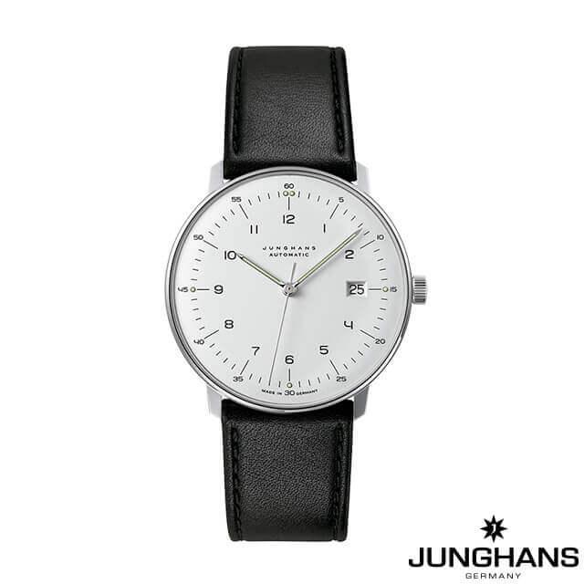 ユンハンス 腕時計 メンズ ウォッチ Junghans Max Bill by Junghans Automatic WH/DL