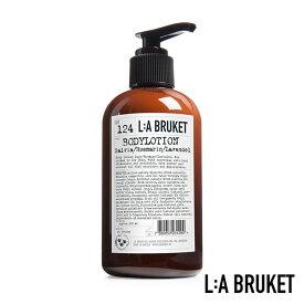 ラ・ブルケット【L:A BRUKET】ボディローション 124 セージ / ローズマリー / ラベンダー