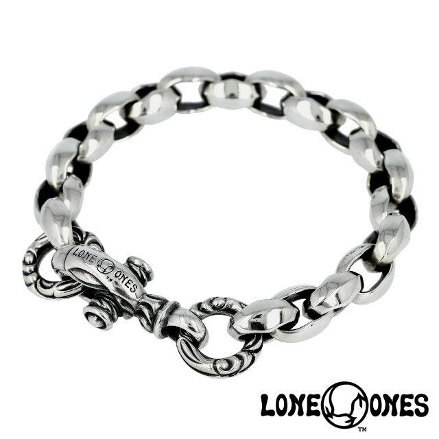 ロンワンズ【LONE ONES】シルクリンクブレスレットM