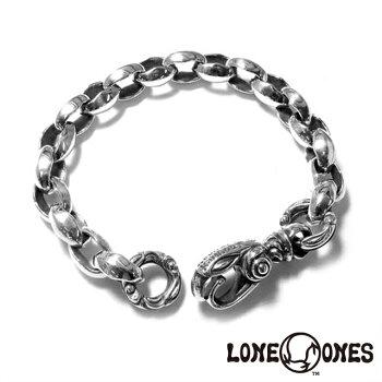 LONEONES【ロンワンズ】シルクリンクブレスレットS