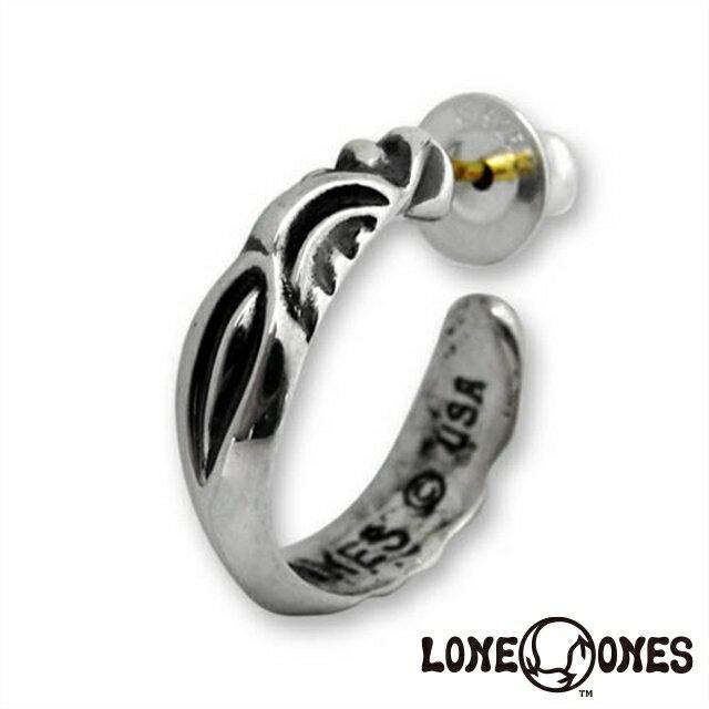 ロンワンズ【LONE ONES】レイブンイヤリング