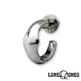 ロンワンズ LONE ONES シルクフープイヤリングS 日本正規輸入販売代理店