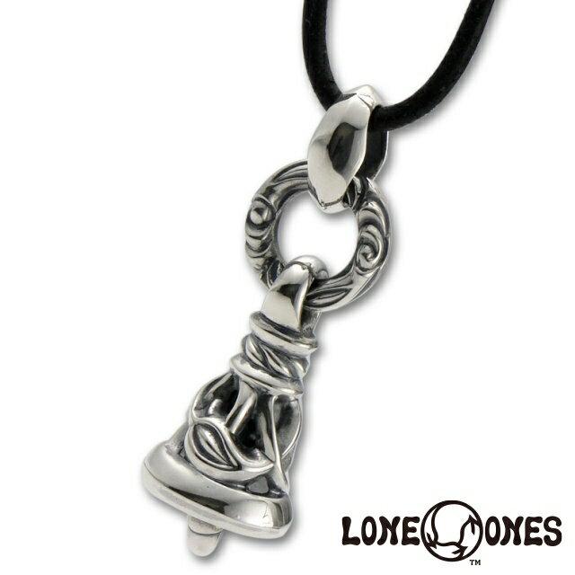ロンワンズ【LONE ONES】クレーンベルペンダント/M&ミディアムシルクリンク