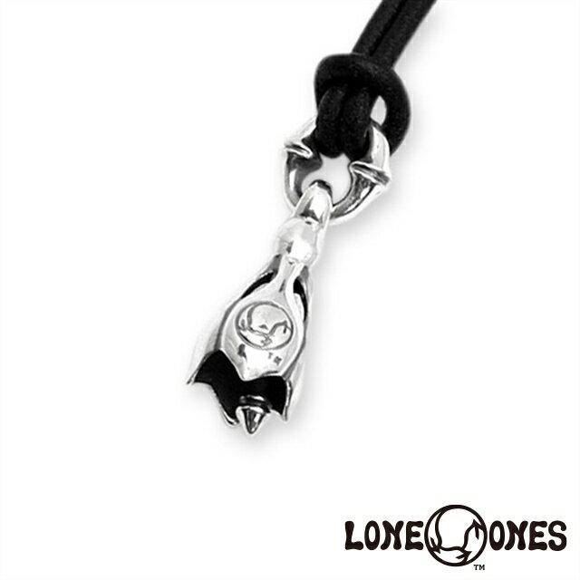 ロンワンズ【LONE ONES】ティアー ベル ペンダントXS