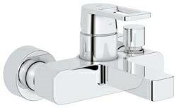 グローエ*GROHE* 【32 638 00J】 QUADRA(クアドラ) シングルレバーバス・シャワー混合栓 クローム