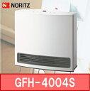ノーリツ ガスファンヒーター GFH-4004S ※都市ガス用※