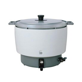パロマ 業務用ガス炊飯器 5.5升炊 固定取手付 【PR-10DSS】