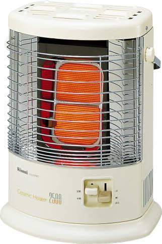 リンナイ ガス赤外線ストーブ R-652PMS3(A)