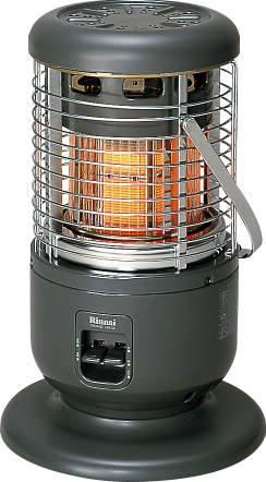 リンナイ ガス赤外線ストーブ R-891VMS3(A)