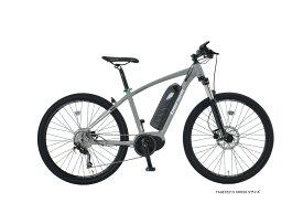店頭受取のみの販売です【Benelli】 TAGETE27.5 CROSS E-Bike 電動アシスト自転車