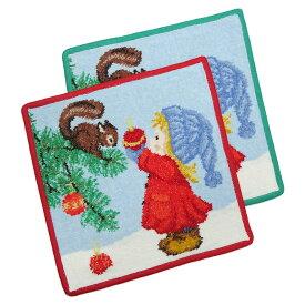 FEILER フェイラー 【シーズン限定柄】 CHRISTMAS 2019 2色 【25cm】 ハンカチ ハンドタオル Limited Edition クリスマス 【メール便で送料無料】【RCP】