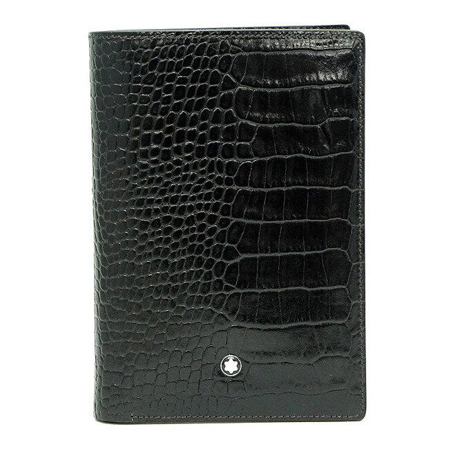 MONTBLANC モンブラン 103408 二つ折財布 モカ マイスターシュティック 【送料無料】 【RCP】