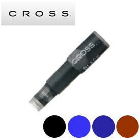 【メール便可】 CROSS クロス 8921S〜8926S カートリッジインク 6本入り 4色 【RCP】