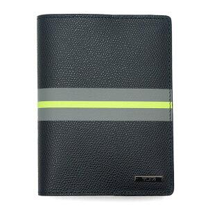 TUMI トゥミ 118811DSP PROVINCE パスポート・カバー グレイストライプ 【あす楽対応】【RCP】