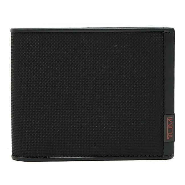 TUMI トゥミ 0119237DID ALPHA SLG メンズ 二つ折り財布 ブラック 小銭入れ付 グローバル・ウォレット・ウィズ・コイン・ポケット 【あす楽対応】【RCP】