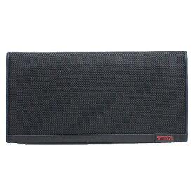 【名入れ無料】TUMI トゥミ 119243DID メンズ 長財布 ブラック ARGE CURRENCY WALLET 【あす楽対応】【RCP】