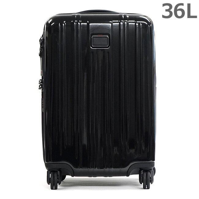 TUMI トゥミ 228060D ブラック V3 インターナショナル・キャリーオン 36L 4輪 キャリーケース 旅行かばん スーツケース 【RCP】