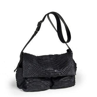 • Sun Remy / Rémy ダイアモンドパイソン leather shoulder bag fs3gm