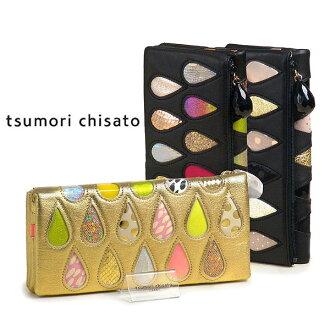◎ tsumori chisato and tsumori Chisato, Carrie drops long wallet fs3gm
