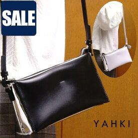 【SALE セール 60%OFF】 YAHKI ヤーキ ショルダーバッグ