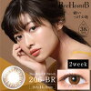ビーハートビー cute view 14 ルースシフォン 2 week disposable colored contact lenses contact lenses contact