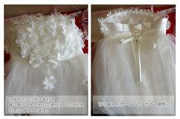 ウェディングドレスロングドレス編み上げタイプ豪華なウェディングドレス☆ウエディングドレス☆ビスチェタイプ☆刺繍☆結婚☆☆妊婦さんもOK☆花嫁ホワイト&シャンパン色