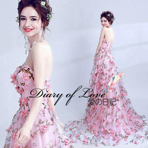 楽天市場】ウエディングドレス ピンク(ウエディングドレス