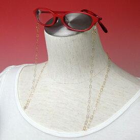 【送料無料※一部地域は除く】 K10 10金 メガネチェーン 猫ちゃん チェーン ネックレスになる 2WAY 眼鏡チェーン YG イエローゴールド cat