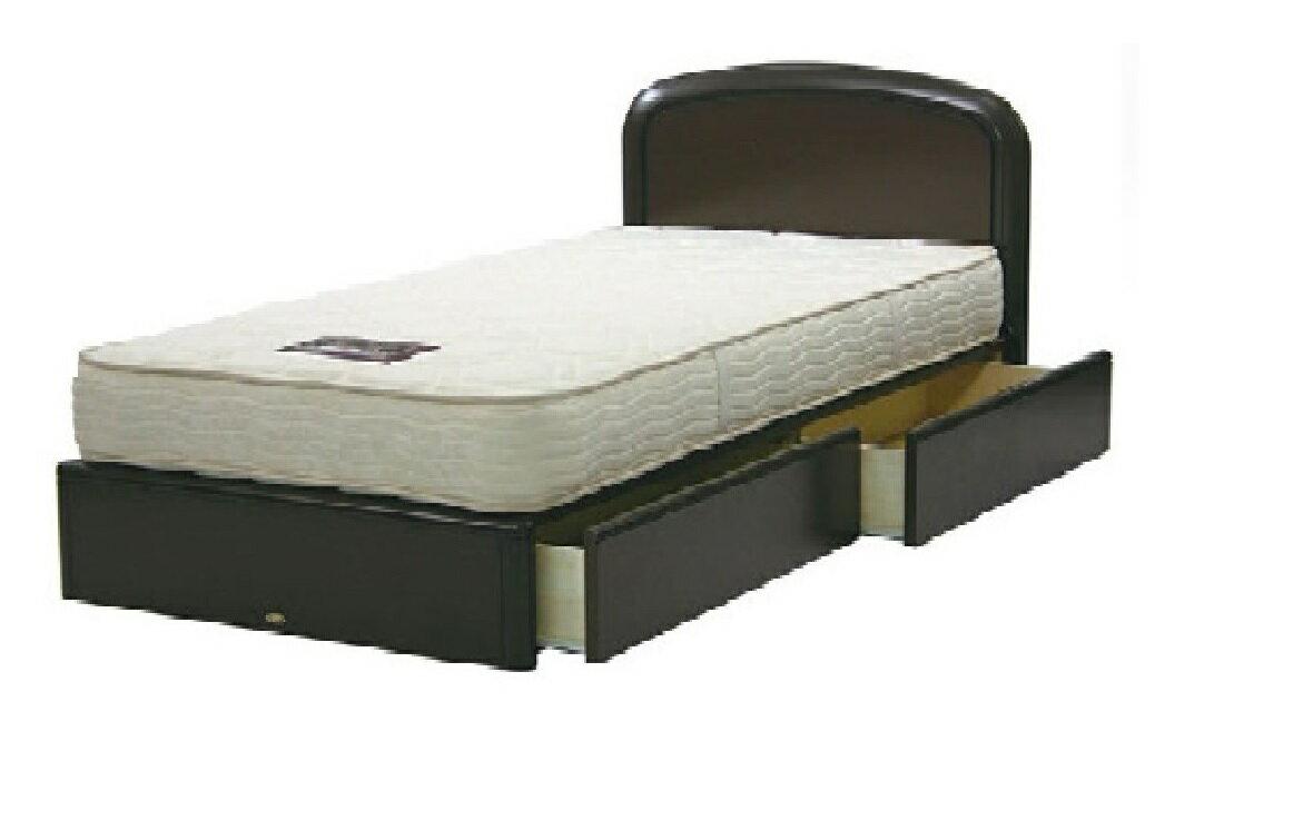 シモンズベッド 引出付き シングルベッド マットレスセット 未開封、新品、正規保証付き