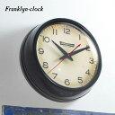 フランクリンクロック(Franklinclock) アートワークスタジオ(ART WORK STUDIO) TK-2071 カラー(ブラックホワイト/ブラックビンテージ)