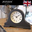 Blackham Mantel Clock(ブラックハム マンテル クロック) JSBLA53K JONES CLOCKS(ジョーンズクロック) 置時計・テーブ...