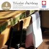 Tricolor chambray FACE TOWEL (トリコロールシャンブレーフェイスタオル) 「 5trees 」 Yoshii Towal×Maho Ukai 경상의 전 4 색