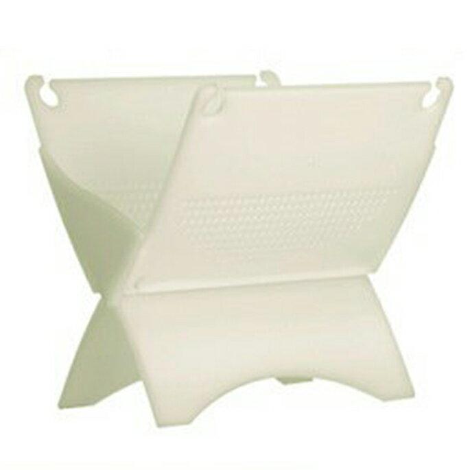 キッチンの生ごみはギュッと絞って減量!Kcud kitchen Garbage Drainer(クードキッチンガーベッジドレイナー)生ゴミ水切り器 イワタニマテリアル I'mD(アイムディー) 全2色(ホワイト、グリーン)