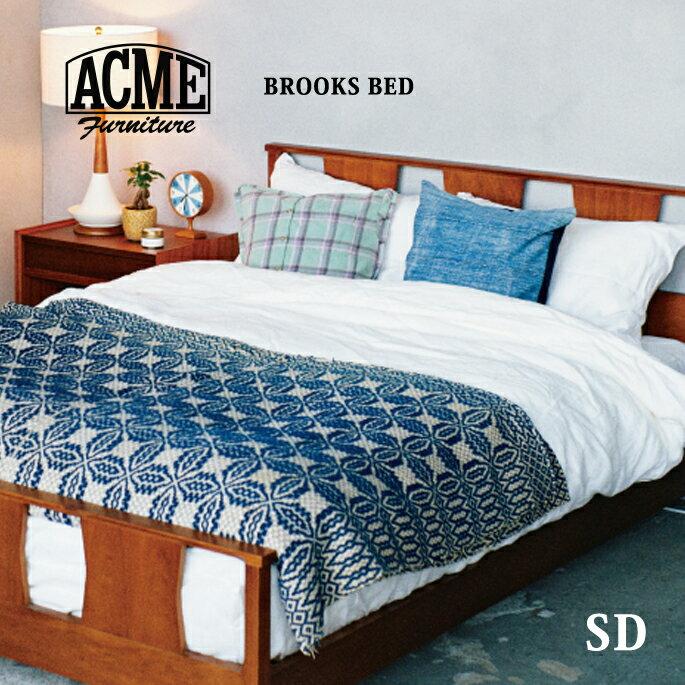 BROOKS BED(ブルックスベッド) SEMIDOUBLE(セミダブルサイズ) ACME Furniture(アクメファニチャー)
