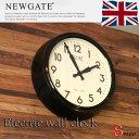 Electric wall clock(S (エレクトリックウォールクロックS) NEWGATE(ニューゲート)TR-4249 掛け時計 アートワークスタ…