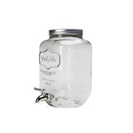 キッチン雑貨 ヨークシャーメイソンジャードリンクディスペンサー Yorkshire Mason Jar Drink Dispenser 2959 メイソンジャー ドリンクサーバー ガラス 8L アメリカ Ball社 正規品 レトロ ヴィンテージ ホームパーティー アウトドア