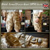 British army desert DPM shorts (British Armed Forces desert DPM short pant) dead stock all 4 sizes