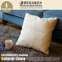 LinenCushion(リネンクッション) BIMAKES(ビメイクス) Natural-Linen(ナチュラルリネン) あす楽対応
