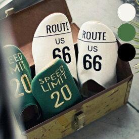 Garage(ガレージ) ROOM SHOES(ルームシューズ)FL-1484/FL-1730 インターフォルム(INTERFORM)