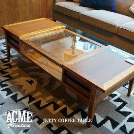 アクメファニチャー ACME Furniture JETTY COFFEE TABLE(ジェッティーコーヒーテーブル) 送料無料