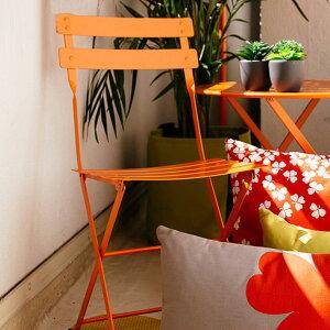 Bistro(ビストロ) Metal Chair(メタルチェア) ガーデンチェア Fermob(フェルモブ) オプションカラー11色 送料無料