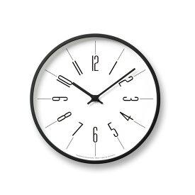 掛け時計 電波時計 時計台の時計 アラビック Arabic KK13-16 A レムノス Lemnos ウォールクロック デザイン時計 壁掛け時計 木製 北欧 西海岸 おしゃれ 新築祝い 引っ越し祝い 結婚祝い ギフト プレゼント