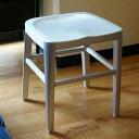 【送料無料】スツール 座高45cm アルミスツール ALUMI STOOL 腰かけ 椅子 ワークチェア オフィスチェア 軽量 ウエルカ…