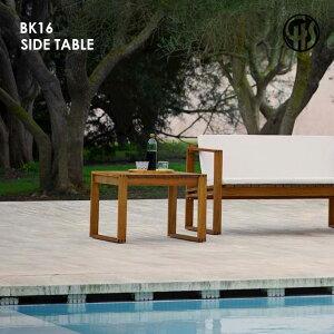 サイドテーブル ビーケー16 サイドテーブル BK16 カールハンセン&サン CARL HANSEN&SON BK16 ガーデンテーブル ガーデンファニチャー リゾート 庭 屋外 アウトドア バルコニー ベランダ テラス ウ